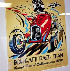 From the Land of Pleasant Racing