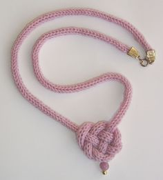 Celtic Heart Knot: free pattern