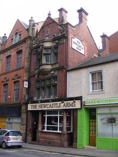 Tyne & Wear: Newcastle Upon Tyne: THE NEWCASTLE ARMS by emdjt42, via Flickr