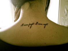 #tattoo #neck