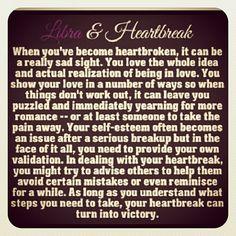 Libra & Heartbreak