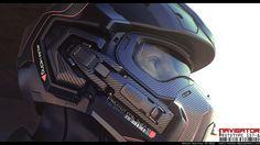 Carbon Fiber helmet?