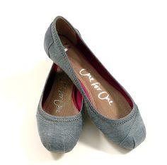 TOMS Katia Ballet Flats... In love