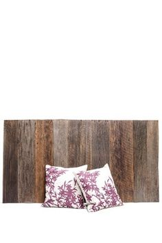 Barn Wood Headboard Panel