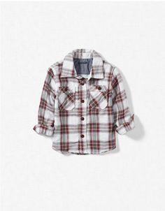 Checked Shirt | Zara
