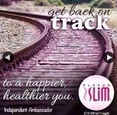 Get back on track #plexus