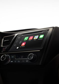 Apple - CarPlay