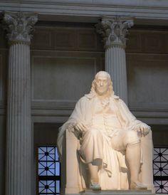 Benjamin Franklin National Memorial, Philadelphia, Pennsylvania