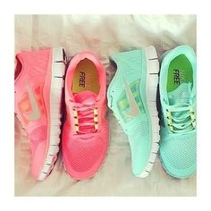 Cute running shoes = workout motivation! #readypac #fit&fresh