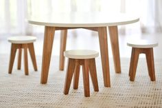 Gather Kids kids table and chairs