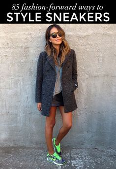 85 Fashion-Forward Ways to Style Your Sneakers