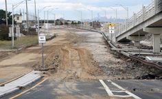 After Storm - Sandy Hook, Nov 2nd