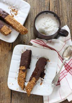 Hazelnut Gluten-Free Biscotti