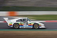 Porsche 935 -- Apple Computer