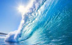 Big Ocean Wave = Cancer