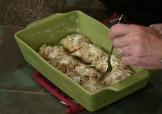 Stuffed Crabs  http://www.timfarmerscountrykitchen.com/appetizers.html