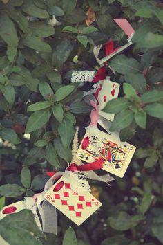Vintage Alice in Wonderland Garland by HeatherVintage88 on Etsy, $30.00