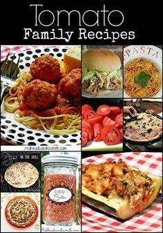 Best Tomato Recipes