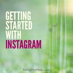 Start with Instagram is Easy