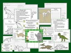 Dinosaurs (Lets Learn About Dinosaurs)$