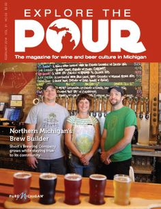Explore the Pour Michigan wine and beer