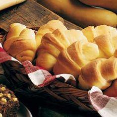 roll recip, crescent rolls, squash roll