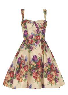 garden party #dress