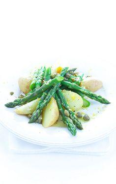 Insalata di asparagi e patate novelle - Il Cavoletto di Bruxelles