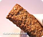 Chewy granola bars - A homemade treat to feel good about