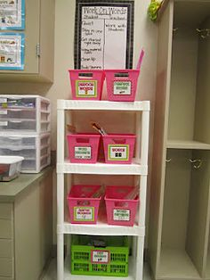 Daily 5 - Word Work ideas for First Grade