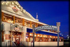 Bubba Gump, Santa Monica (love both!)