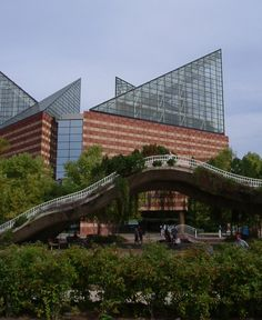 chattanooga tennessee | The Tennessee Aquarium in Chattanooga