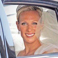 Zara Phillips wedding, 2011