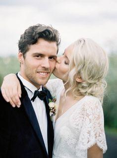 man hair, sleev, brides, wedding hairs, the dress