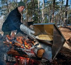 Great reflector oven recipes - another take on cooking without power