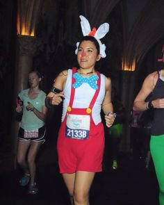 This young lady is pretty talented with Run Disney costumes, check out her stuff.