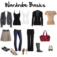 Wardrobe Basics For Plus Size | Wardrobe Basics by imogenl featuring Seven For All Mankind jeans