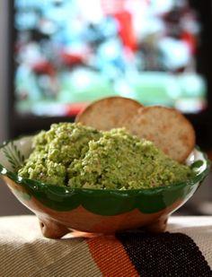 Green Edamame Dip-Healthy Delicious Dip Recipes