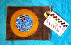 book idea, craft, ocean theme, ocean ispi, quietbook