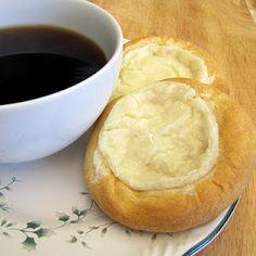 Cream Cheese Breakfast Danish