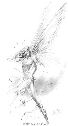 Dandelion Fae..