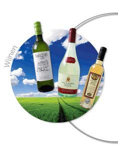 Wijn, wijn en nog eens wijn. En weet je het verveelt nooit.
