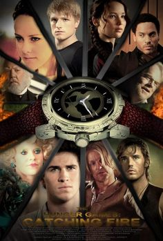 Catching Fire, Nov. 2013..CAN.NOT.WAIT. catch fire, the hunger, cant wait, catching fire, hunger game, clock, book, movi, tick tock