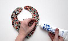 DIY Bib Scarf | ToddAh