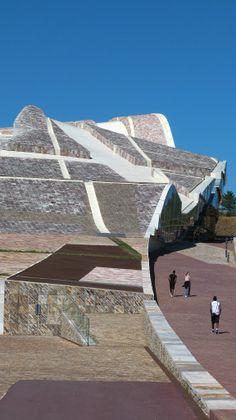 Ciudad de la Cultura  Santiago de Compostela  A Coruña  Galiza  Spain