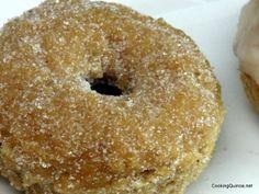 quinoa cake doughnuts from cooking quinoa