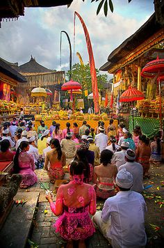 The Festival, Ubud, Bali by Rob Dougall