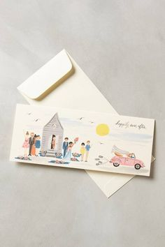 Rifle Paper Co. Happily Ever After Card #anthroregistry