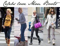 Celebrities love Mou!