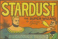 Stardust, The Super Wizard